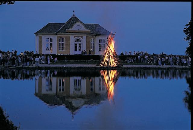 Valdemar Castle, ilha de Fyn, Dinamarca
