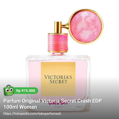 toko parfum asli parfum original victoria secret crush edp 100ml woman