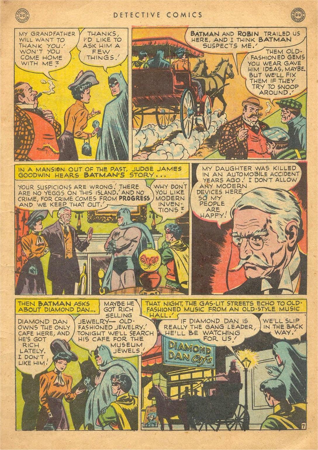Detective Comics (1937) 129 Page 7
