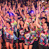 Color Manila Ends Summer with a Blast with 10,000 Participants in the Blacklight Run