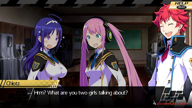 Conception II Children of the Seven Stars Gameplay Screenshot 4