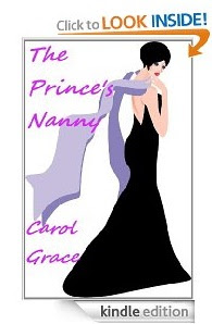 The Prince's Nanny by Carol Grace Kindle eBook