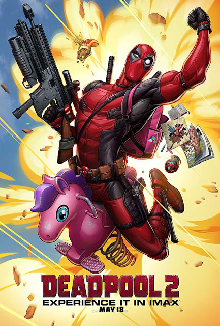 Deadpool 2 2018 Hindi Dubbed Movie Free Download HDRip