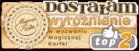 TOP 2 W MAGICZNEJ KARTCE
