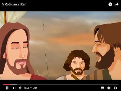 Animasi Kartun Kristen Untuk Anak Terbaru 2017