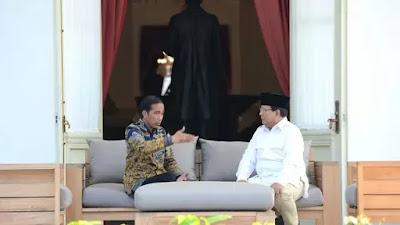Duet Jokowi-Prabowo di Pilpres 2019, Mungkinkah?