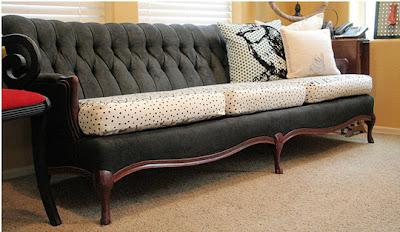 Superb Painted Sofa Addicted 2 Decorating Machost Co Dining Chair Design Ideas Machostcouk