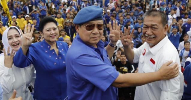 Dedy Mizwar Jubir Jokowi-Ma'ruf, IPI: Sinyal SBY Main Dua Kaki