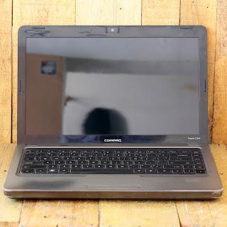 Laptop Bekas Compaq CQ42 Core i3