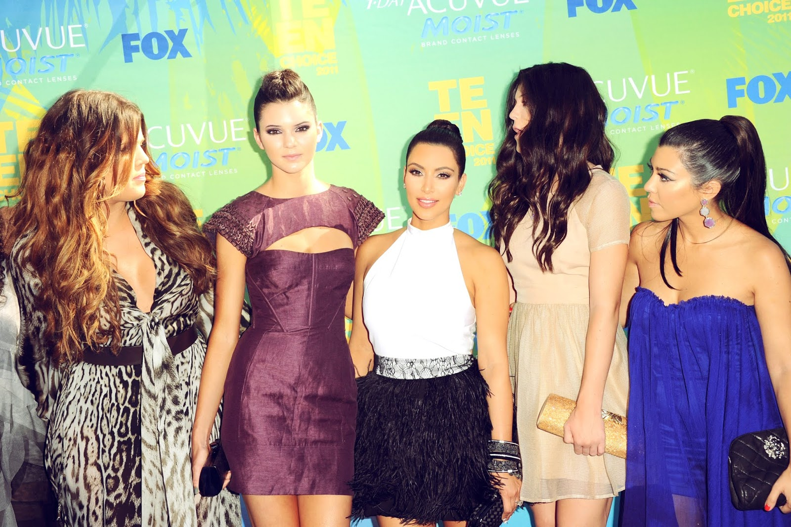 29 - Teen Choice Awards in August 11, 2011