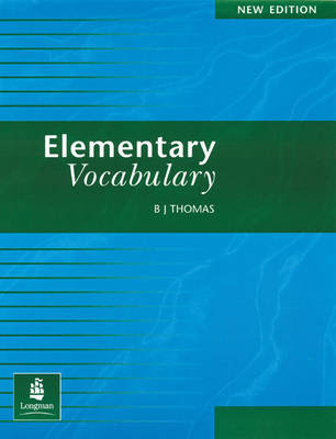 Elementary Vocabulary - B.J. Thomas