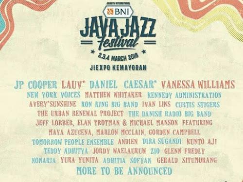 Java Jazz Festival 2018