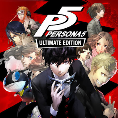 The Qwillery: Persona 5 Ultimate Edition, Costume Bundle
