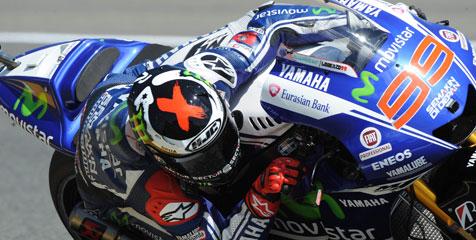 Lorenzo Tekad Ulang Kemenangan Di MotoGP Inggris