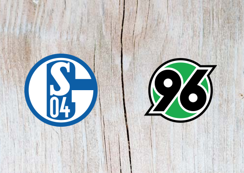 Schalke 04 vs Hannover 96 - Highlights 03 November 2018
