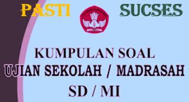 Bank Soal Soal Try Out USBN SD/MI 2018 Dan Kunci Jawaban Lengkap Terbaru