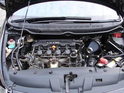 Mesin Honda Civic FD1 1.8 liter R18A