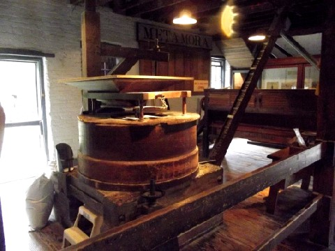 Whitewater Canal State Historic Site - Gristmill