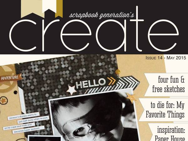 CREATE May Issue is HERE!