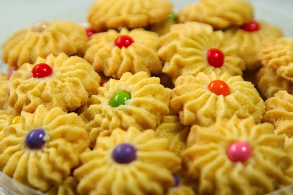 Resep Kue Kering Mudah Cookies Mawar