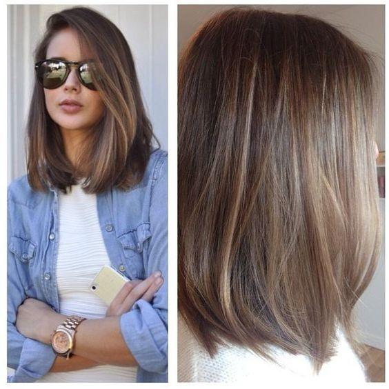 Medium Hairstyles 61 Fun Styles To Make Hair Again
