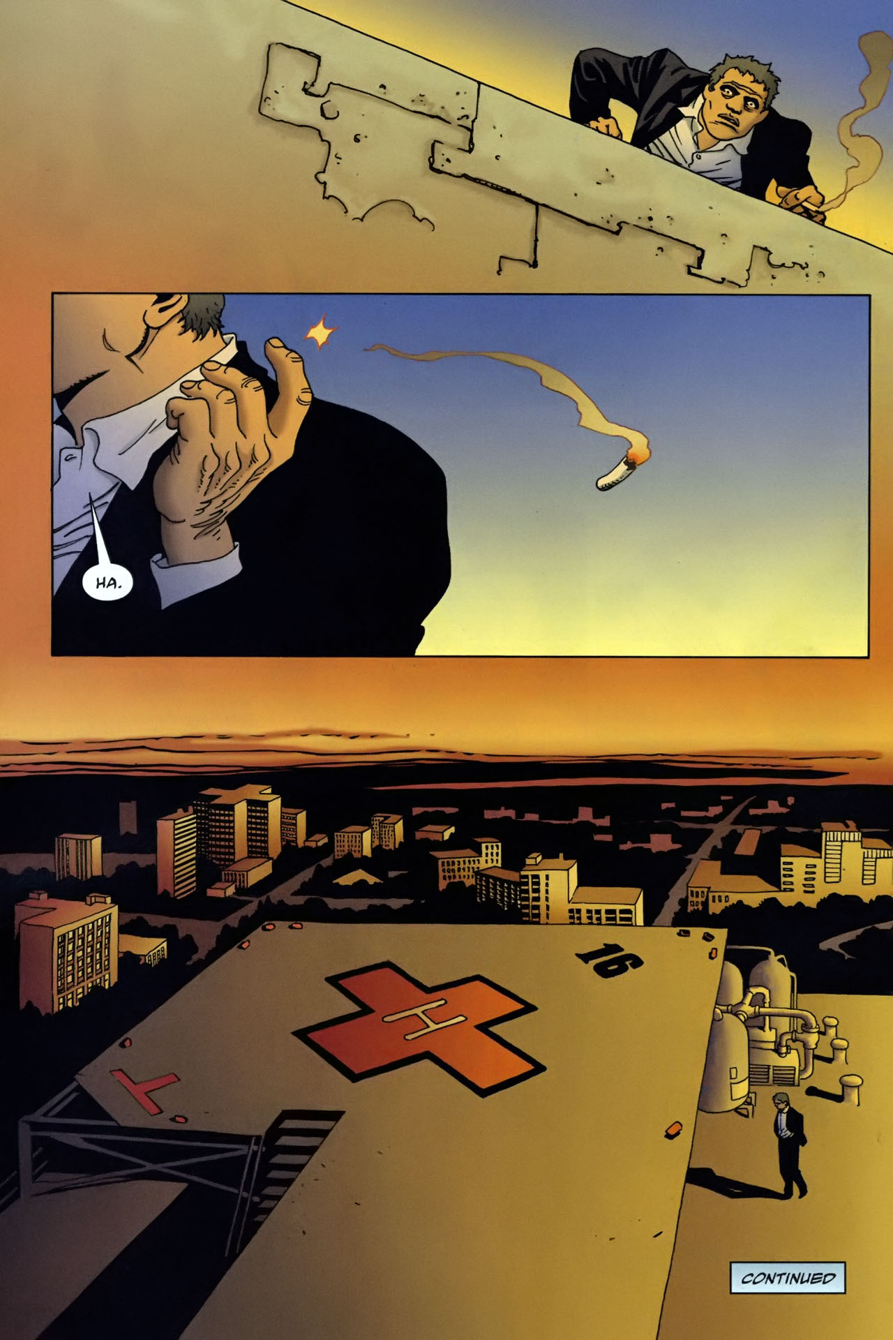 Read online 100 Bullets comic -  Issue #95 - 23