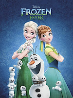 Frozen Fever 2015 Hindi 720p BRRip Dual Audio Full Movie Download