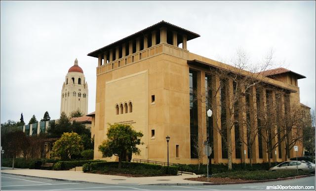 John & Cynthia Fry Gunn Building, Universidad de Stanford