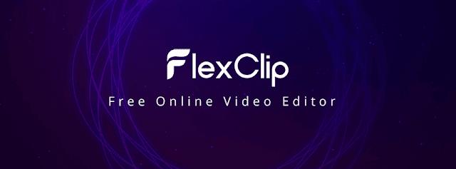 تعديل وتصميم الفيديو اون لاين مجانا FlexClip Free Online Video Maker