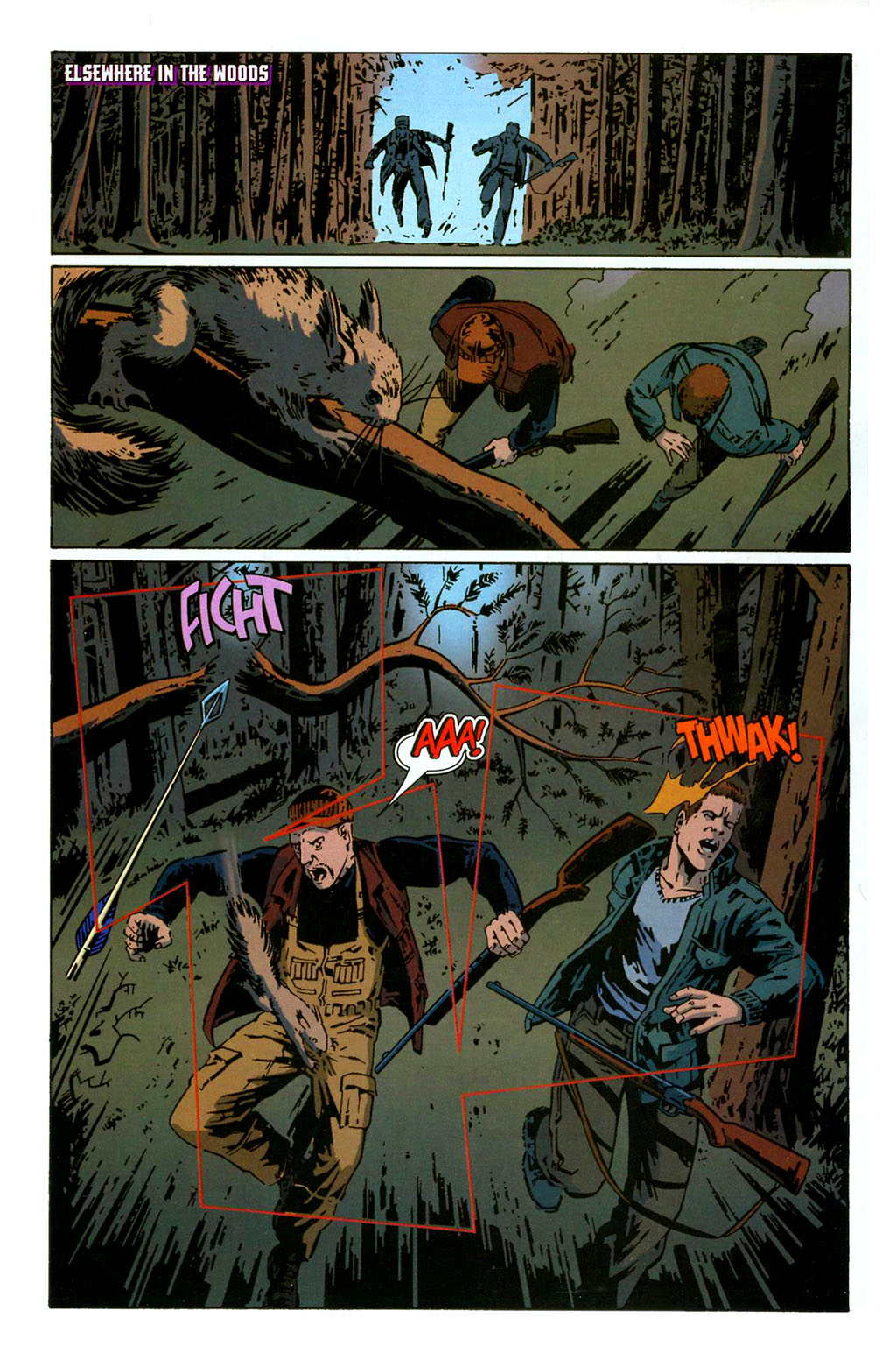 Hawkeye (2003) Issue #2 #2 - English 8