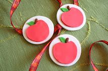 Sweet Lavender Bake Shoppe Fall Inspired Edible Apple
