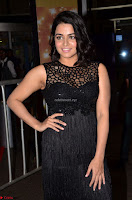 Wamiqa Gabbi in a sleeveless Black Designer Transparent Gown at 64th Jio Filmfare Awards South ~  Exclusive 003.JPG