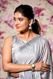TV Actress Vani Bhojan Latest Unseen Photo Stills