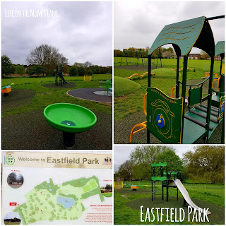 Parks and Playgrounds in Northamptonshire - Eastfield