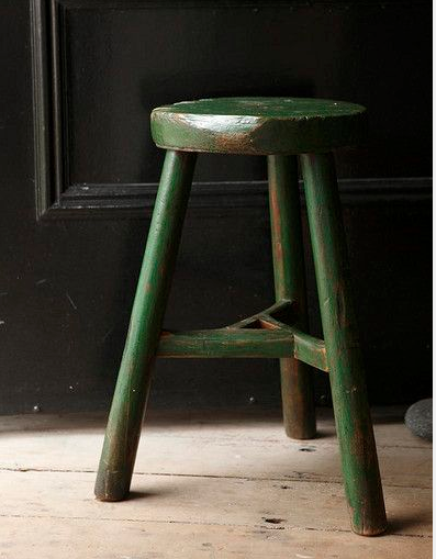 3 legged stool inspiration