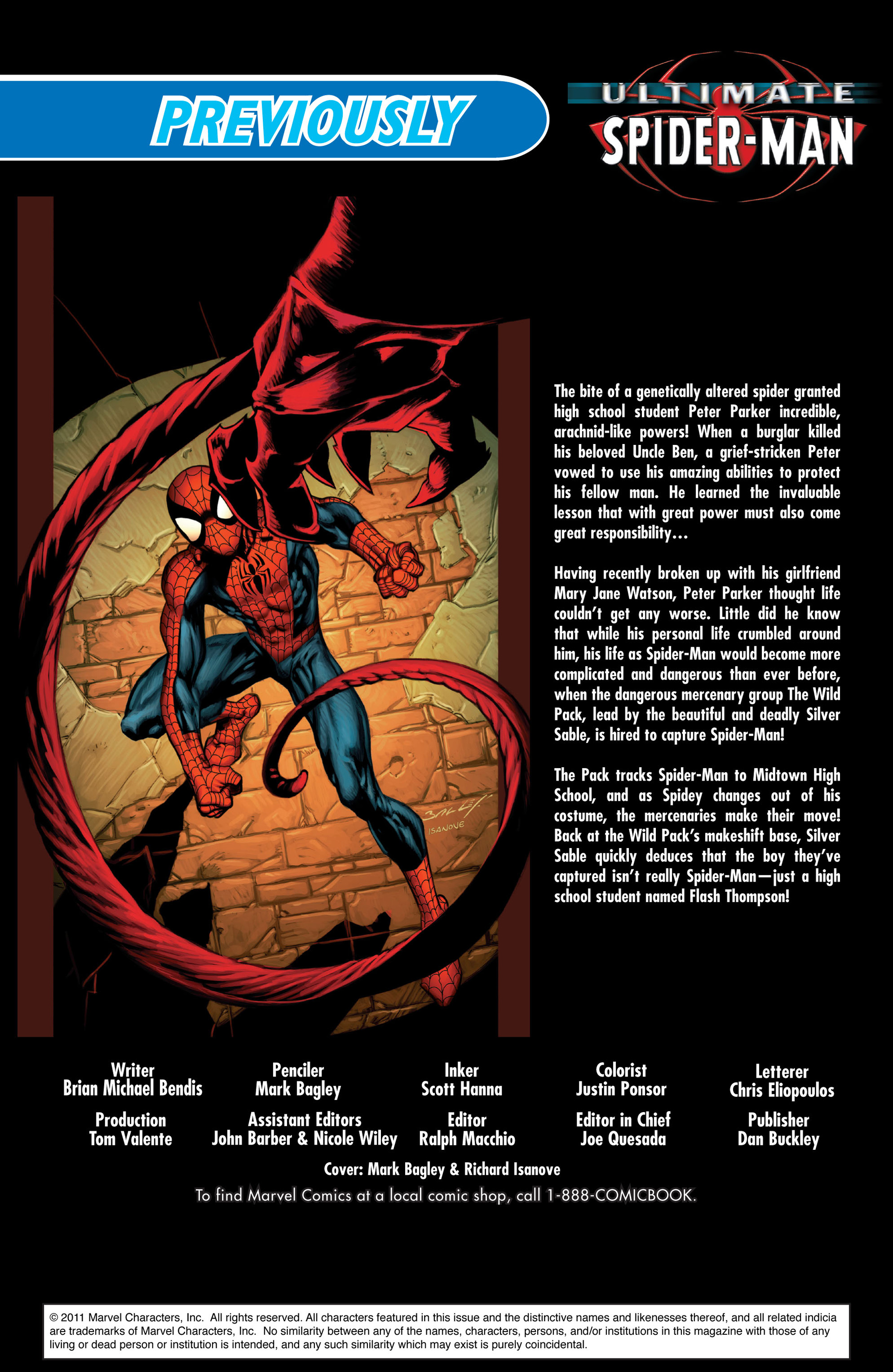 Read online Ultimate Spider-Man (2000) comic -  Issue #87 - 2