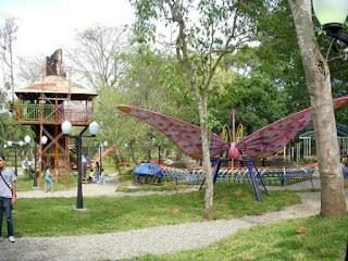 Precios, horarios y reservaciones para el Parque Temático Bosque Macuto en Barquisimeto. Ecoradio en la casita del arbol