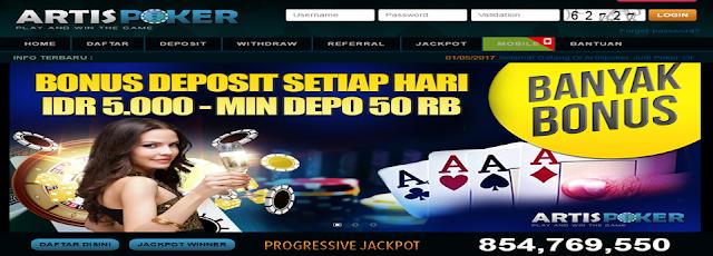 Situs Judi Poker Dan Domino Online Uang Asli Indonesia Terpercaya