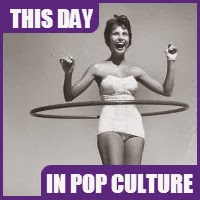 "Wham-O received the trademark for the ""Hula-Hoop"" on March 5, 1963."