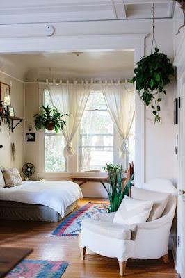 Desain Interior Ruangan Bernuansa Alam