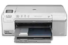 HP Photosmart D5400 Printer Driver Download