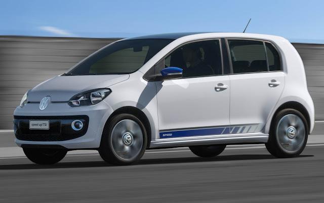 Volkswagen Up! no nanking de carros mais vendidos do Brasil