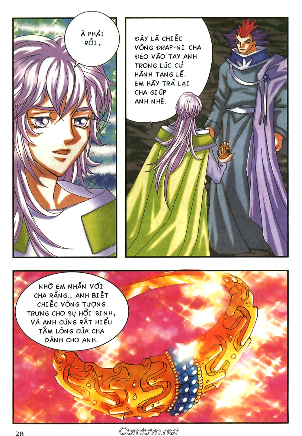 Thần thoại Bắc Âu - Chapter 46: Thần Dũng Cảm - Pic 29