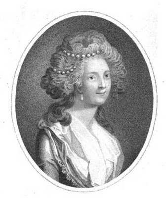 Princess Royal from The Lady's Magazine (1792)