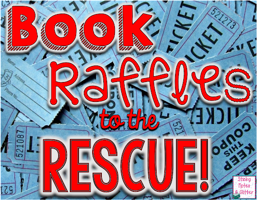 Book Raffles to the Rescue!