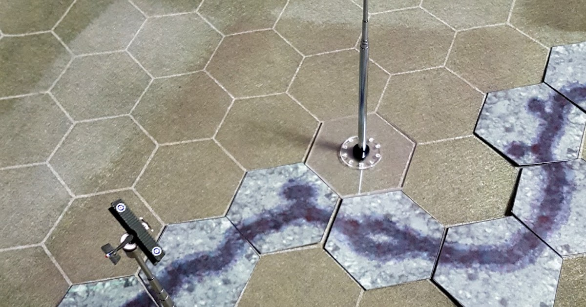 Homemade Trench Hexes Jade Gaming News