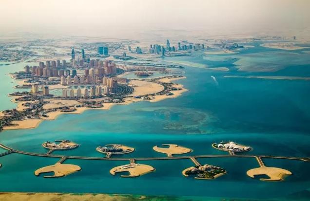 A final da Copa do Mundo de 2022 no Qatar será numa cidade que ainda não existe (Imagem: Reprodução/Internet)