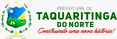 Resultado de imagem para PREFEITURA MUNICIPAL DE TAQUARITINGA DO NORTE