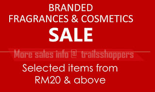 Branded Fragrances & Cosmetics Sale 2017