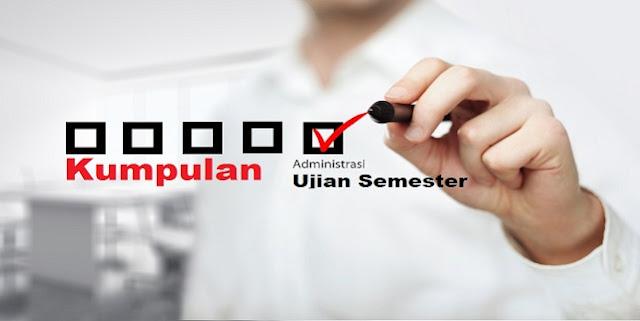 Download Perangkat Administrasi Ujian Semester